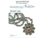 Beading Pattern PDF-Download WATER-LILLY
