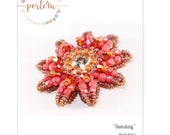 Beading pattern SUNDAY - Pdf-Download