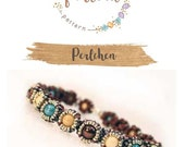 Beading pattern Bracelet PERLCHEN PDF-Download