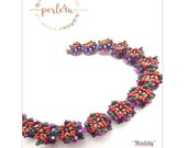 Beading pattern Bracelet MADDY - PDF-Download
