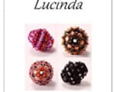 Beading pattern LUCINDA - PDF-Download