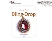 Beading pattern BLING-DROP - PDF-Download