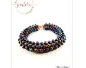 Beading pattern Bracelet HERRYROPE - PDF-Download