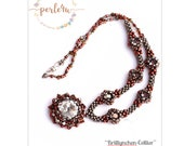 Beading pattern Necklace / Collier BRILLYNCHEN