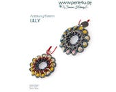 Beading pattern LILLY (PD...