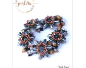 Beading pattern Bracelet, Ring, Necklace BELLE-JUNE