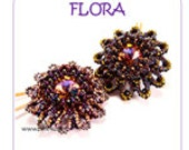 Beading pattern FLORA- PDF-DOWNLOAD