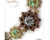 Beading pattern O-DILIA - Pdf-Download