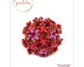 Beading pattern FLOWERBALL - PDF-Download