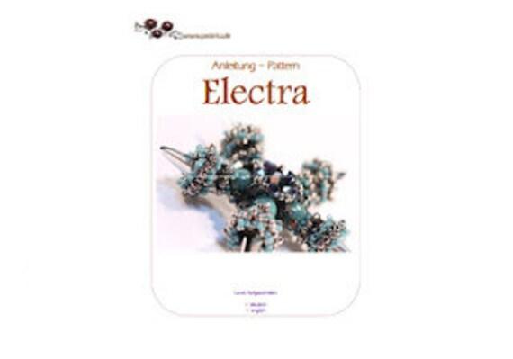 Beading pattern ELECTRA - PDF-Download