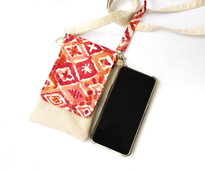 Cell Phone Bag Mini Crossbody Bag Small Sling Bag for image 0