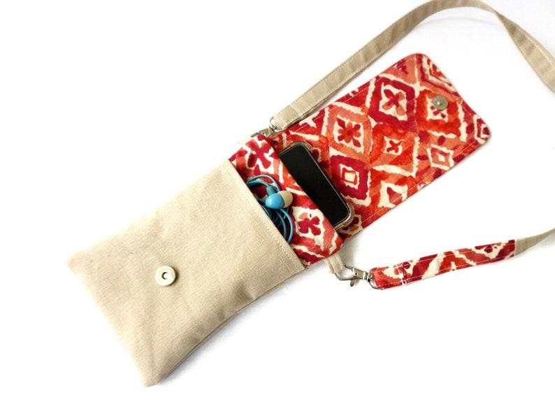 Cell Phone Bag Mini Crossbody Bag Small Sling Bag for image 2