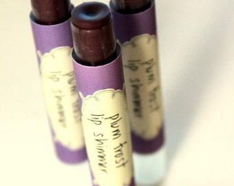 Lip Shimmer- Plum Frost