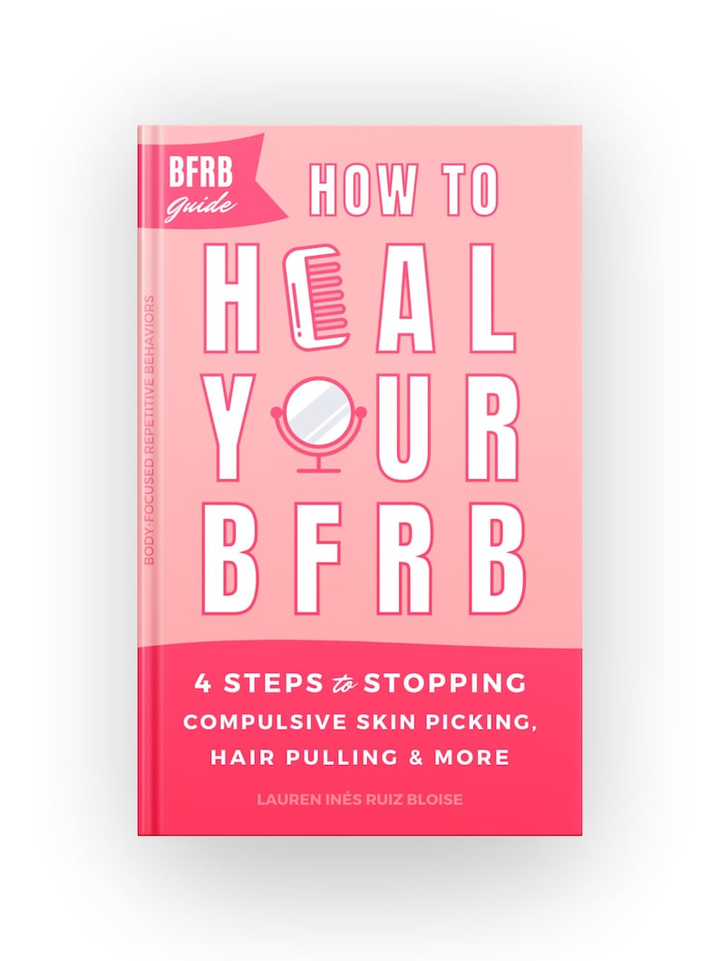 EBOOK  4 Steps to Stopping Skin Picking Hair Pulling and image 0