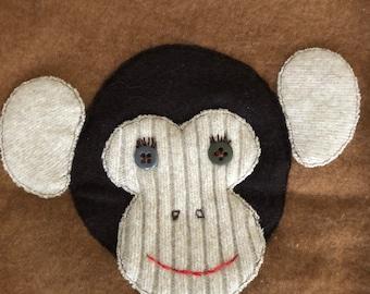 Monkey Cashmere Sweater 12-18 mos