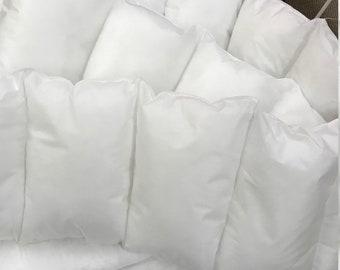 Crib Bedding Bumper Pad Inserts - 4 Piece Bumper Pad Inserts - One Set of bumper pad inserts for Standard Crib Size Bumper Covers
