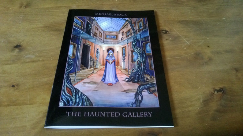 Artbook  The Haunted Gallery image 0
