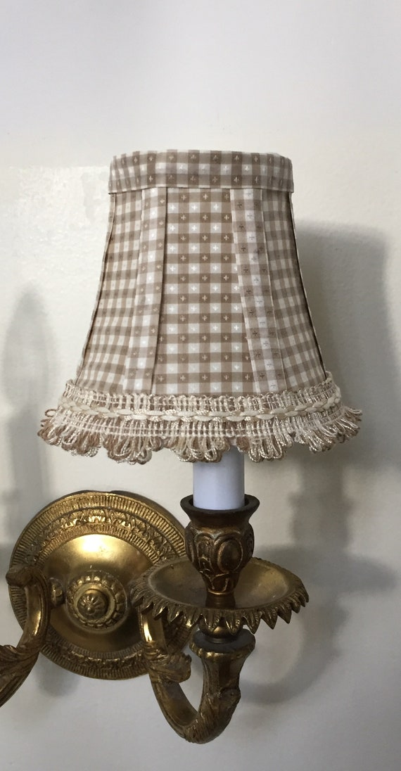 Chandelier Lampshade Chandelier Lamp Shade Clip On Sconce Lamp Shade French Country Lampshade French Country Lamp Shade