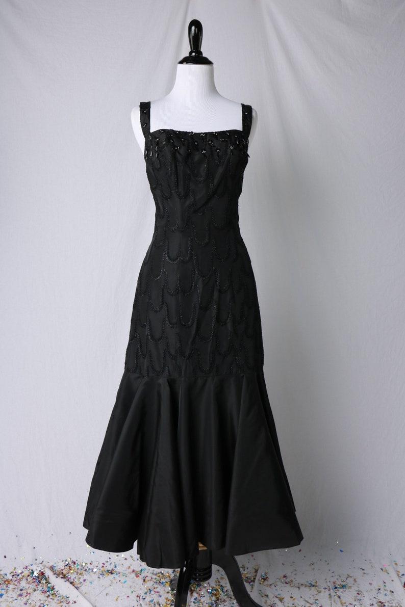Trumpet Cocktail Dresses Vintage