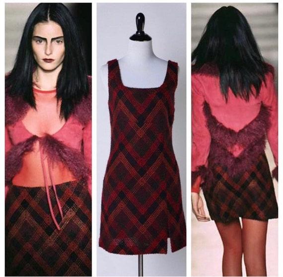 Vintage Fall/Winter 1997 Anna Sui Dress - image 8