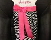 Items similar to Infant bubble gown ties at the bottom and ...