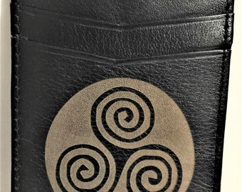 engraved money clip gifts for him celtic knot symbol. Celtic money clip personalized gifts for her