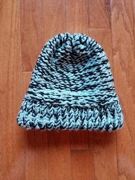 Double Brim Imperfectly Perfect Hobo Beanie Hats