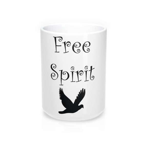Free Spirit Mug 15oz