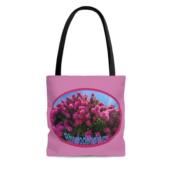 RhododendronTote Bag