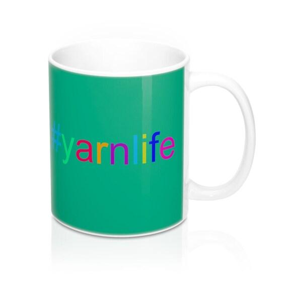 Yarnlife Mug 11oz
