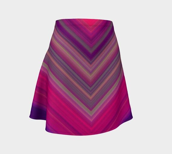 Wild Child Flare Skirt