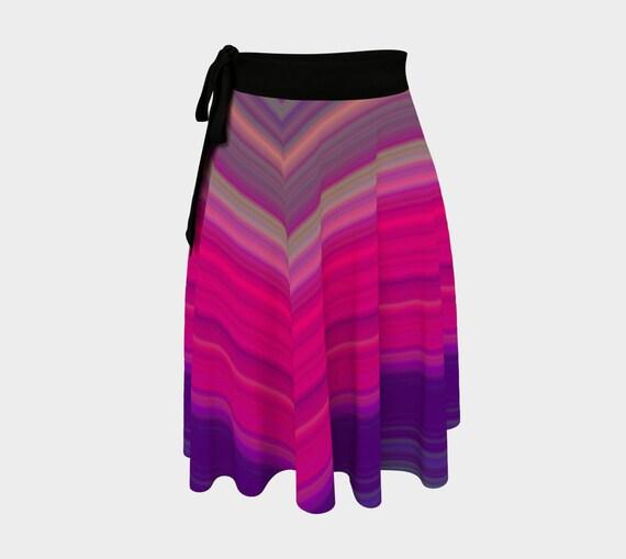 Wild Child Wrap Skirt