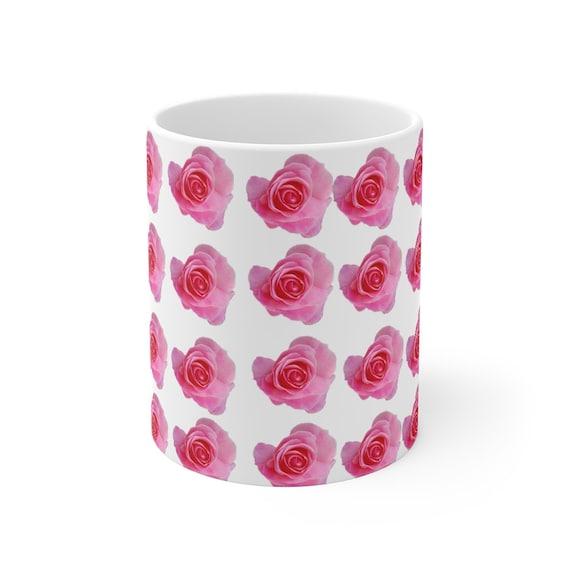 Roses Mug 11oz