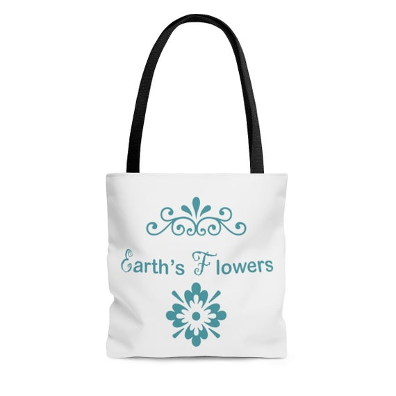 Earth's Flowers Tote Bag