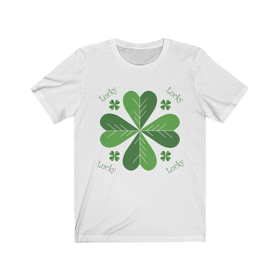 Lucky Clover! Unisex Tee *Limited Time Offer*