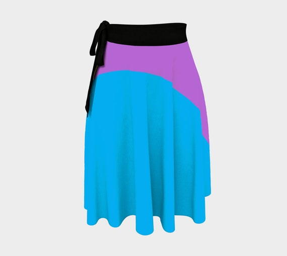 Color Me Rad Wrap Skirt