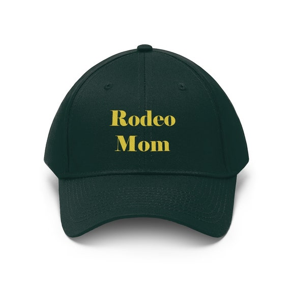 Rodeo Mom Unisex Twill Hat