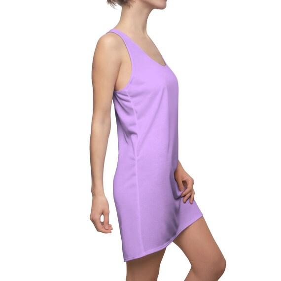 Mauve Racerback Dress