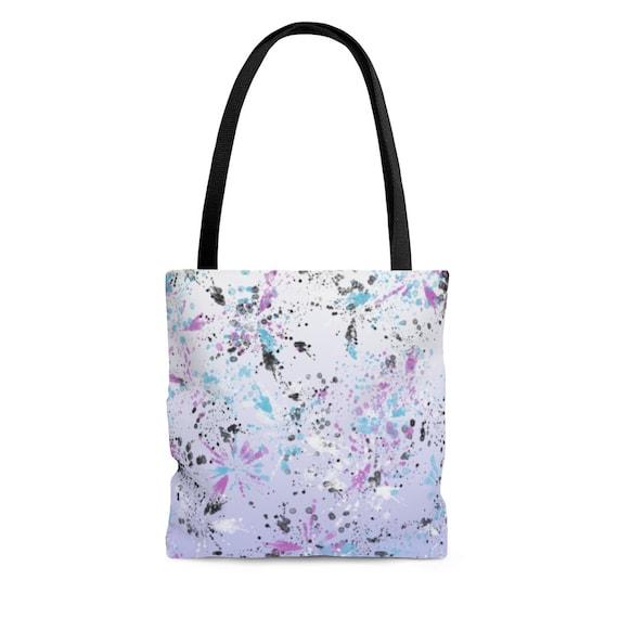 Spring Splatter - Tote Bag