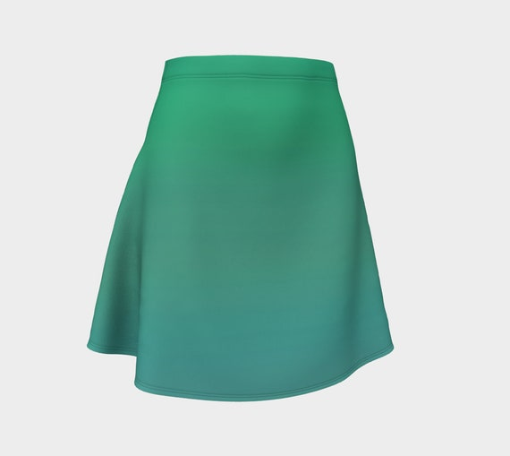 Ocean Breeze Flare Skirt