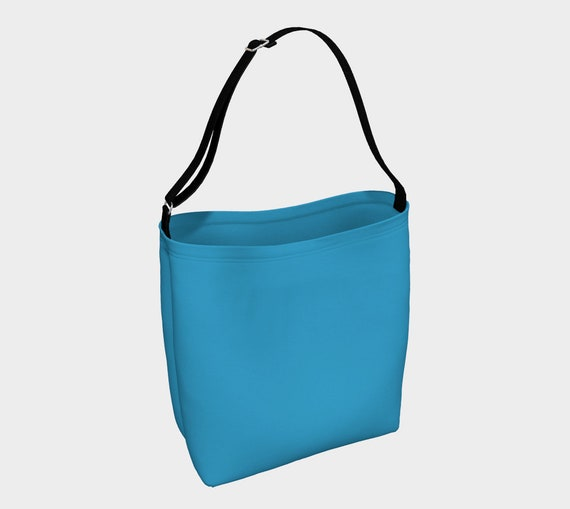 Peacock Day Tote