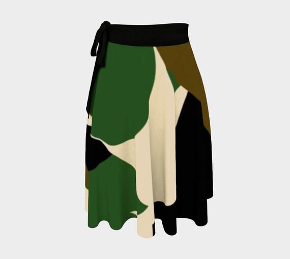 Cammy Wrap Skirt