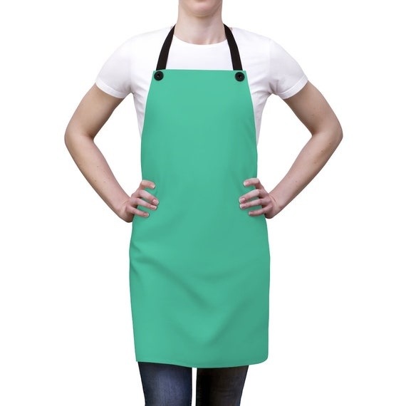 Biscay Green Apron