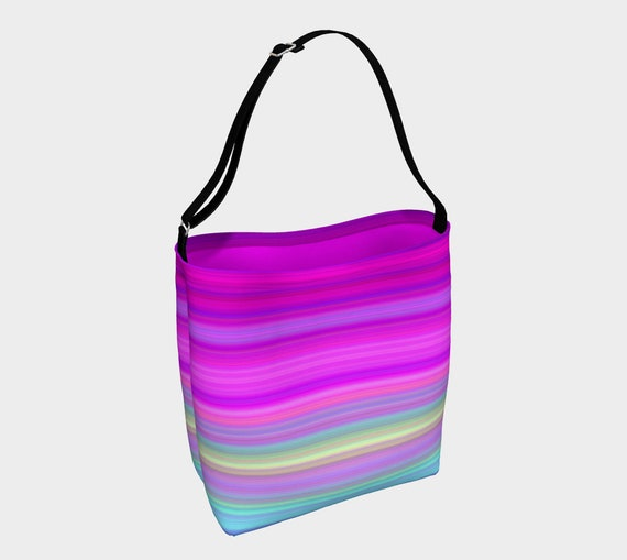 Rainbow Day Tote