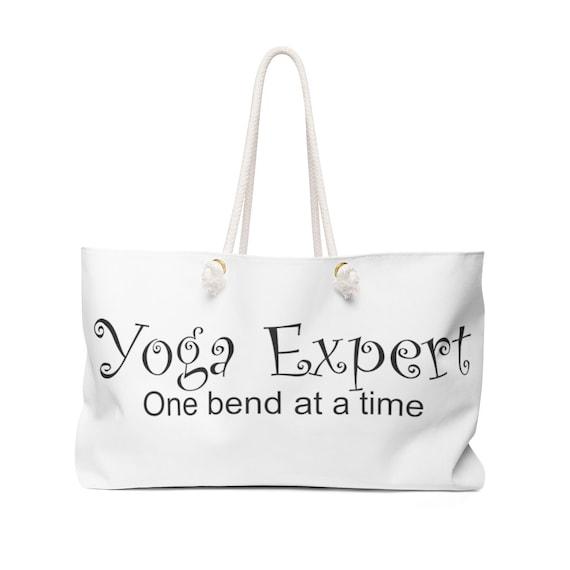 Yoga Expert  Weekender Bag