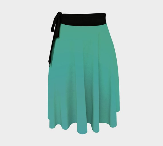 Ocean Breeze Wrap Skirt