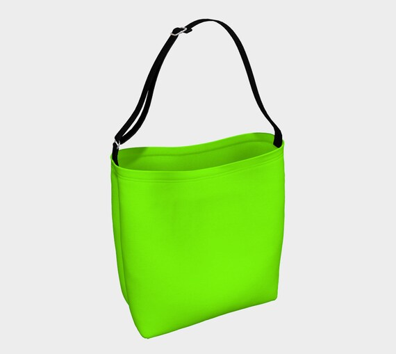 Chartreuse Day Tote
