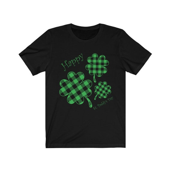 St. Paddy's Day Clovers! Unisex Tee *Limited Time Offer*