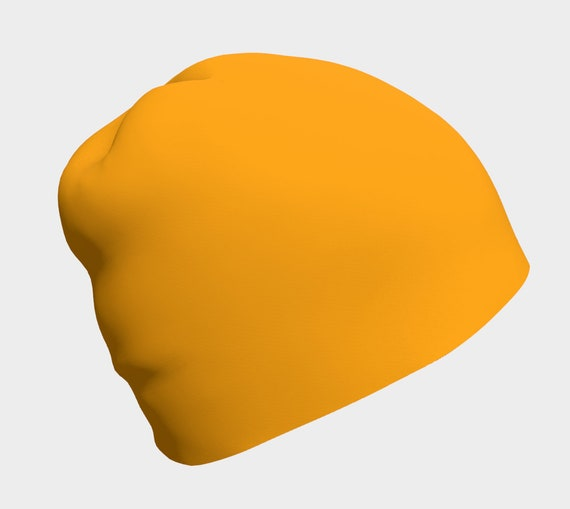 Fruity  Orange Beanie