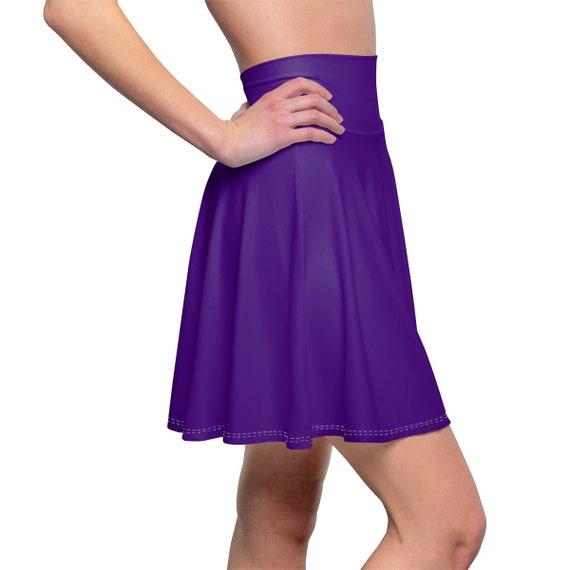 Women's Indigo Skater Skirt